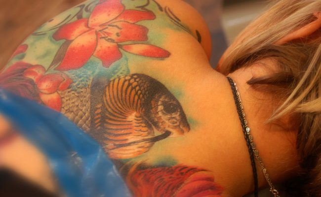 Tattoos | Viala Tattoo & Piercing Darmstadt