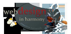 webdesign in harmony | creative network design