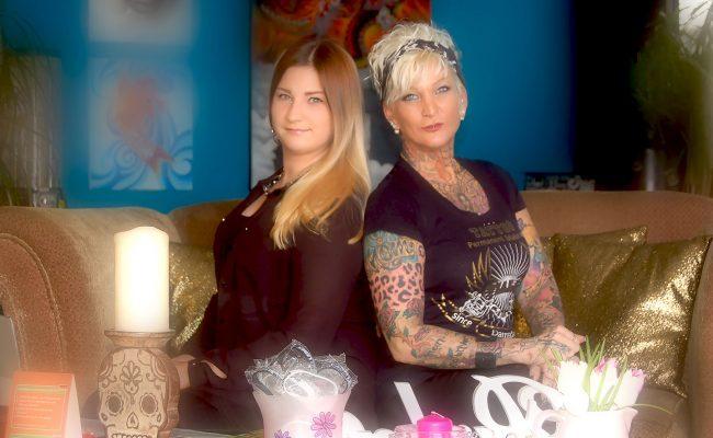 Meli & Alex  | Viala Tattoo & Piercing Darmstadt