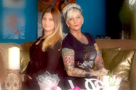 Alex & Meli | Viala Tattoo & Piercing Darmstadt