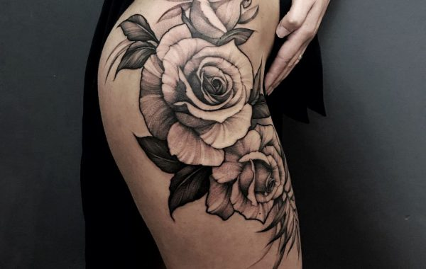 Tattooartist  Anna: